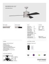 craftmade 2021年欧美室内风扇灯设计目录。-2813007_灯饰设计杂志