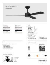 craftmade 2021年欧美室内风扇灯设计目录。-2813009_灯饰设计杂志