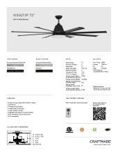 craftmade 2021年欧美室内风扇灯设计目录。-2813011_灯饰设计杂志
