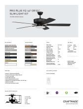 craftmade 2021年欧美室内风扇灯设计目录。-2813016_灯饰设计杂志