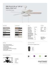 craftmade 2021年欧美室内风扇灯设计目录。-2813018_灯饰设计杂志