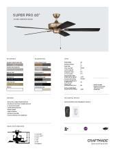 craftmade 2021年欧美室内风扇灯设计目录。-2813020_灯饰设计杂志