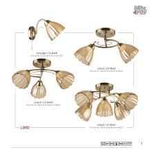 Klausen 2021年欧美室内欧式灯饰灯具设计目-2818377_灯饰设计杂志