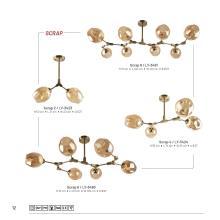 Klausen 2021年欧美室内欧式灯饰灯具设计目-2818382_灯饰设计杂志