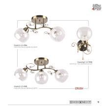 Klausen 2021年欧美室内欧式灯饰灯具设计目-2818389_灯饰设计杂志