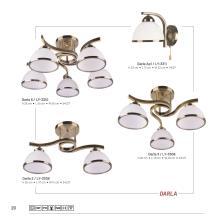 Klausen 2021年欧美室内欧式灯饰灯具设计目-2818390_灯饰设计杂志