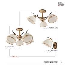 Klausen 2021年欧美室内欧式灯饰灯具设计目-2818443_灯饰设计杂志