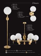 Kutek 2021年欧美室内轻奢灯饰灯具设计目录-2818533_灯饰设计杂志