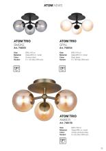 halo 2021年欧美室内现代创意简约吊灯设计-2818288_灯饰设计杂志