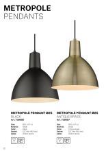 halo 2021年欧美室内现代创意简约吊灯设计-2818298_灯饰设计杂志