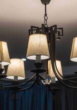 jaquar 2021年欧美室内水晶蜡烛吊灯设计素-2818323_灯饰设计杂志