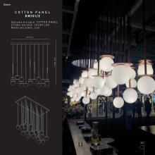 CLEONI 2021年欧美室内现代简易创意灯饰灯-2804869_灯饰设计杂志