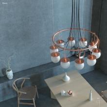 CLEONI 2021年欧美室内现代简易创意灯饰灯-2804875_灯饰设计杂志