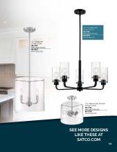 NUVO LIGHTING 2021知名欧式灯目录-2820220_灯饰设计杂志