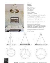 zia lighting 2021年欧美室内创意吊灯设计-2820274_灯饰设计杂志
