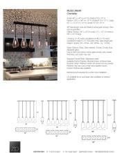 zia lighting 2021年欧美室内创意吊灯设计-2820279_灯饰设计杂志