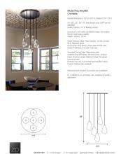 zia lighting 2021年欧美室内创意吊灯设计-2820287_灯饰设计杂志