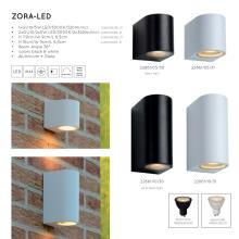 Lucide 2021年欧美花园户外灯饰及LED灯设计-2807732_灯饰设计杂志