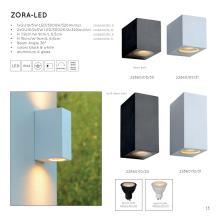 Lucide 2021年欧美花园户外灯饰及LED灯设计-2807733_灯饰设计杂志