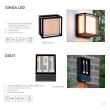 Lucide 2021年欧美花园户外灯饰及LED灯设计-2807737_灯饰设计杂志