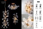 Solana Lighting 2021年欧美室内创意吊灯设-2808030_灯饰设计杂志