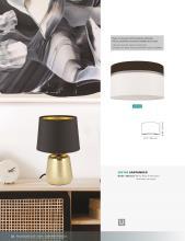 eglo 2021年欧美室内现代简约灯设计目录-2838002_灯饰设计杂志