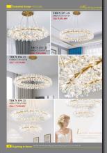 home lighting 2021年欧美室内水晶蜡烛吊灯-2833316_灯饰设计杂志