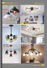 home lighting 2021年欧美室内水晶蜡烛吊灯-2833317_灯饰设计杂志