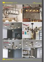 home lighting 2021年欧美室内水晶蜡烛吊灯-2833318_灯饰设计杂志