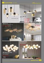 home lighting 2021年欧美室内水晶蜡烛吊灯-2833319_灯饰设计杂志