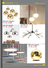 home lighting 2021年欧美室内水晶蜡烛吊灯-2833321_灯饰设计杂志