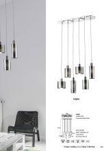 UNIQUE lamps 2021年欧美室内现代简约创意-2844309_灯饰设计杂志