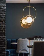 Utu Lighting 2021年欧美室内现代简易灯饰-2844549_灯饰设计杂志