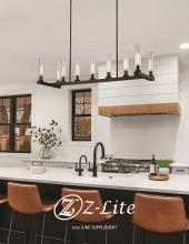z-lite 2021年欧美欧式灯饰灯具设计目录-2843617_灯饰设计杂志
