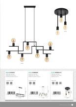 eglo 2021年欧美室内现代简约灯设计目录-2846217_灯饰设计杂志
