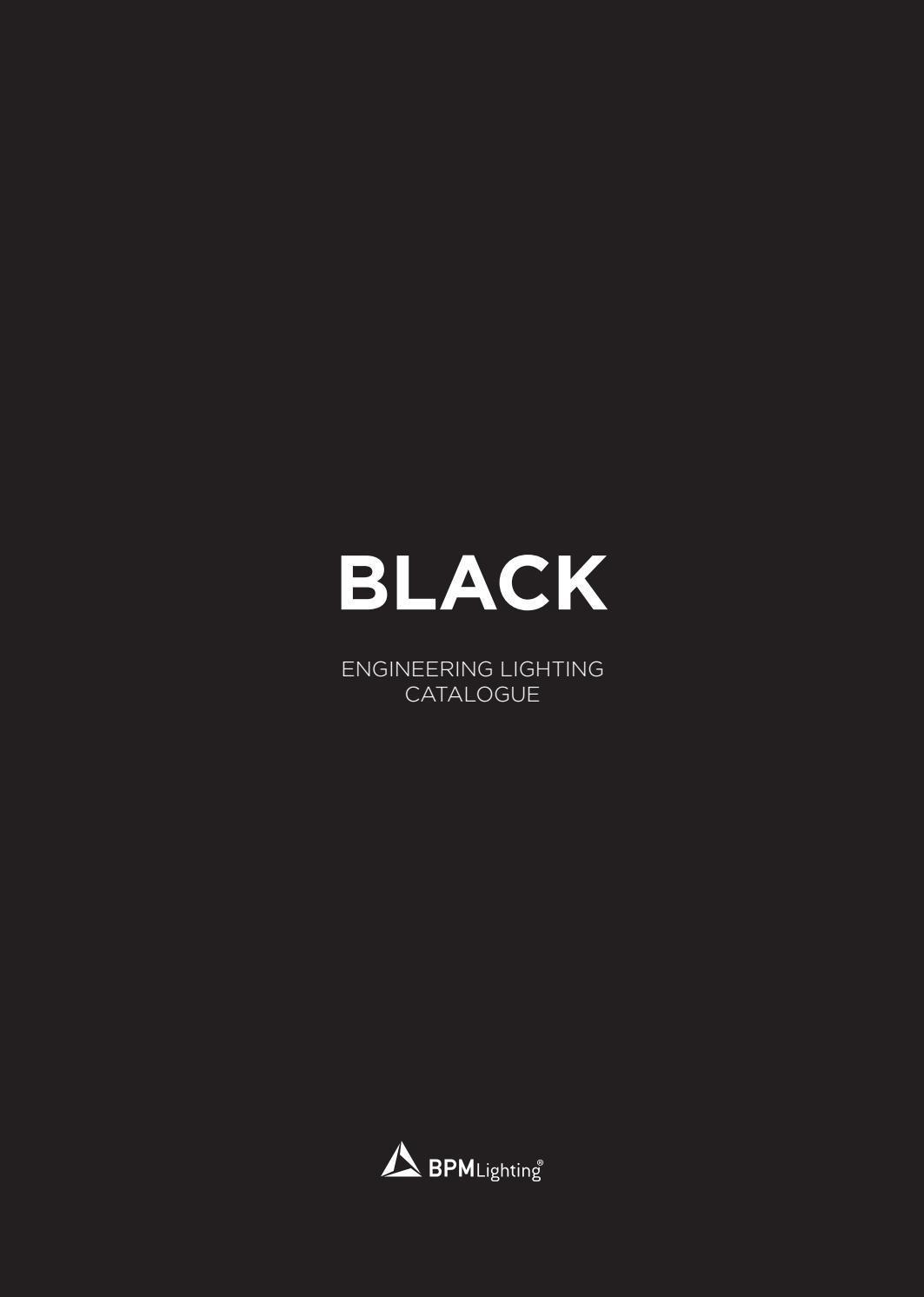 black lighting